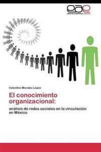 El Conocimiento Organizacional