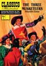 Three Musketeers (with panel zoom)    - Classics Illustrated