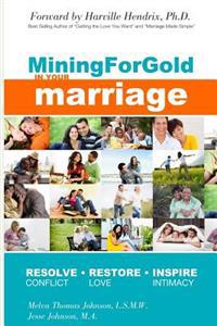 Mining for Gold in Your Marriage: 12 Step Journey to Uncover the Hidden Treasures in Your Marriage