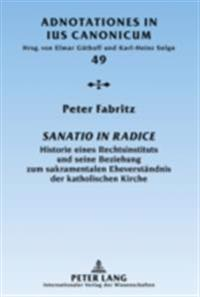 Sanatio in radice