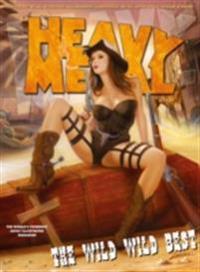 Heavy Metal Magazine #264