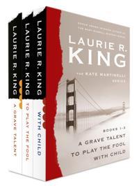 Kate Martinelli Series, Books 1-3