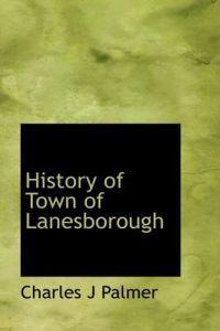 History of Town of Lanesborough