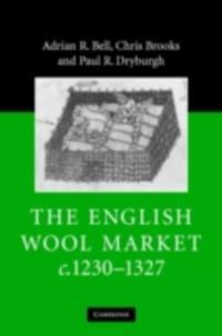 English Wool Market, c.1230-1327