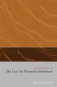 Introduction to the Law on Financial Investment