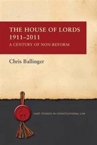 House of Lords 1911-2011