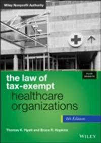 Law of Tax-Exempt Healthcare Organizations