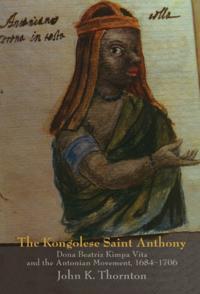 Kongolese Saint Anthony