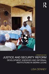 Justice and Security Reform