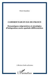 Camerounais en ile-de-france