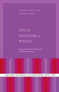 Speak English or What?