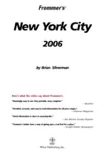 Frommer's New York City 2006