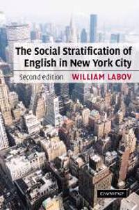 Social Stratification of English in New York City