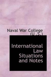 international law notes International law is the set of rules generally regarded and accepted as binding in relations between states and between nations it serves as a framework for the practice of stable and organized international relations.