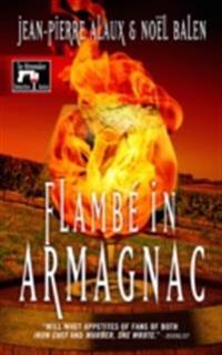 Flambe in Armagnac