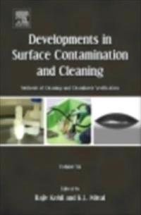 Developments in Surface Contamination and Cleaning - Vol 6