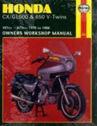 Honda Cx/Gl500 and 650 - V-twins