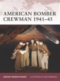 American Bomber Crewman 1941 45