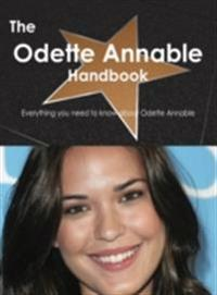 Odette Annable Handbook - Everything you need to know about Odette Annable