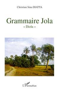 Grammaire jola