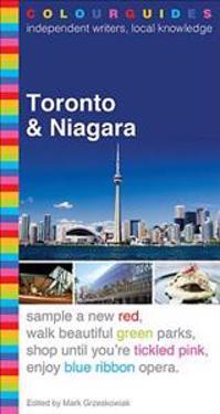 Toronto & Niagara Colourguide