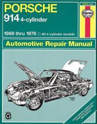 Porsche 914 (4-Cyl.), 1969-1976