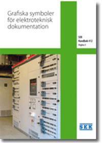 SEK Handbok 412 - Grafiska symboler för elektroteknisk dokumentation