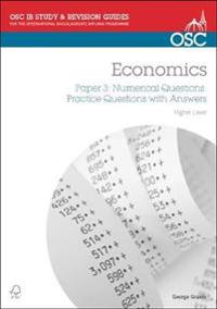 Ib economics: paper 3 numerical questions higher level - practice questions