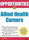 Opportunities In Allied Health Careers