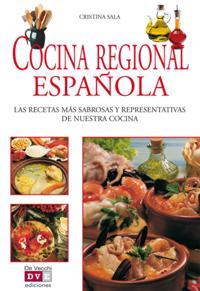 Cocina regional espanola