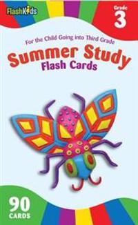 Summer Study Flash Cards Grade 3