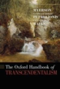Oxford Handbook of Transcendentalism