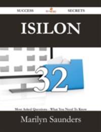 Isilon 32 Success Secrets - 32 Most Asked Questions On Isilon - What You Need To Know