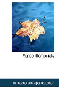 Verse Memorials
