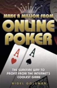Make a Million from Online Poker