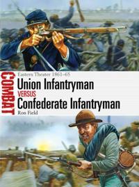 Union Infantryman vs Confederate Infantryman