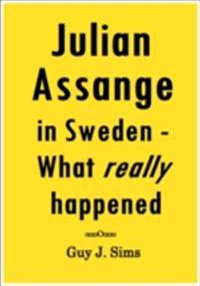 Julian Assange in Sweden