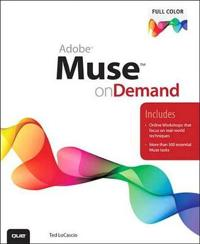 Adobe Muse on Demand
