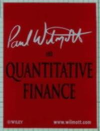 Paul Wilmott on Quantitative Finance, 3 Volume Set