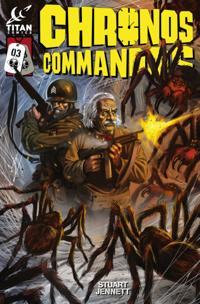 Chronos Commandos: Dawn Patrol #3