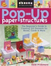 Pop Up Paper Structures