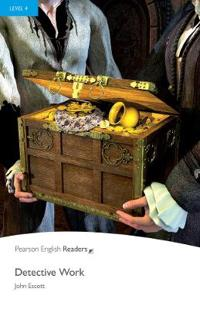 Detective Work, Level 4, Penguin Readers