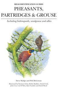 Pheasants, Partridges & Grouse