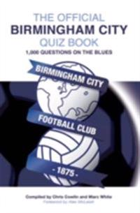 Official Birmingham City Quiz Book