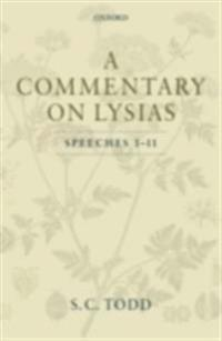 Commentary on Lysias, Speeches 1-11