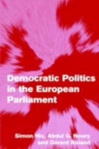 Democratic Politics in the European Parliament