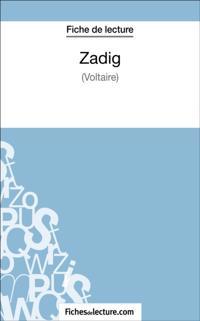 Zadig de Voltaire (Fiche de lecture)