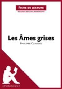 Les Ames grises de Philippe Claudel (Fiche de lecture)