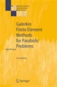 Galerkin Finite Element Methods for Parabolic Problems