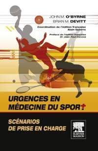 Urgences en medecine du sport. Scenarios de prise en charge